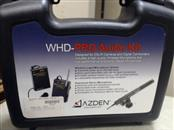 AZDEN Microphone WHD-PRO AUDIO KIT